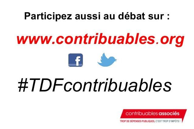 Présentation Tour de France des Contribuables Slide 2