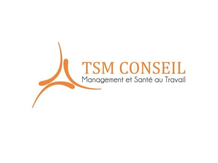 TSM CONSEIL - Cabinet de Conseil et de Formation - Nantes - Saint Nazaire - Paris                                 Notre Mé...