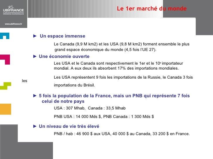 Pr sentation usa canada 2010 finale - Etude de marche pret a porter feminin ...