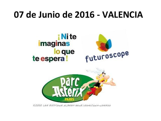 07 de Junio de 2016 - VALENCIA
