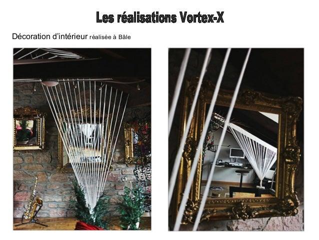 Sculptures Vortex-X extérieures à l'Euroairport et à Bâle