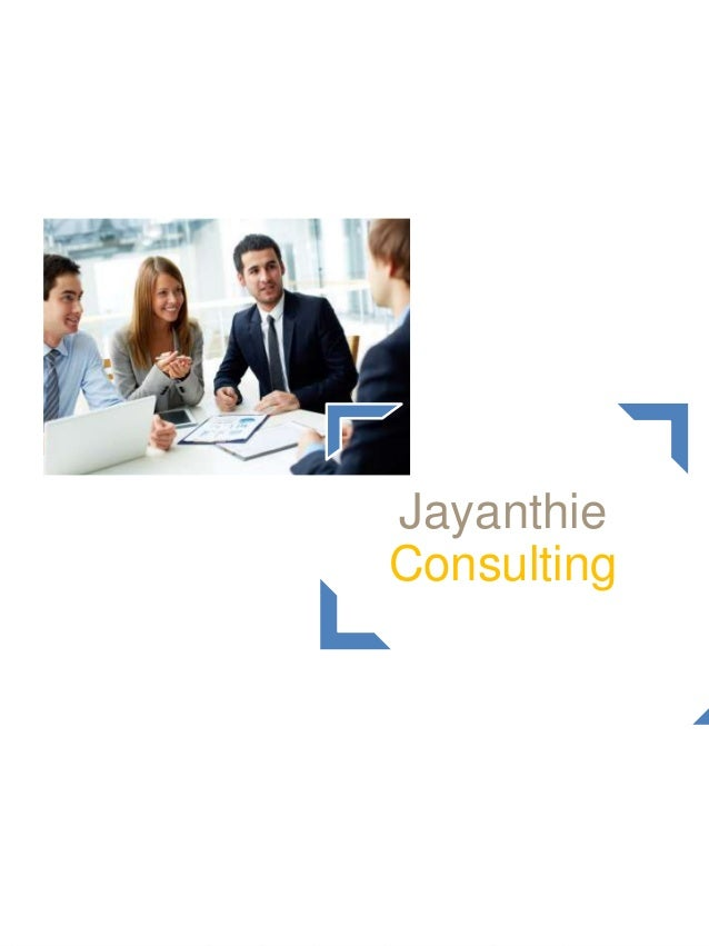 Jayanthie Consulting