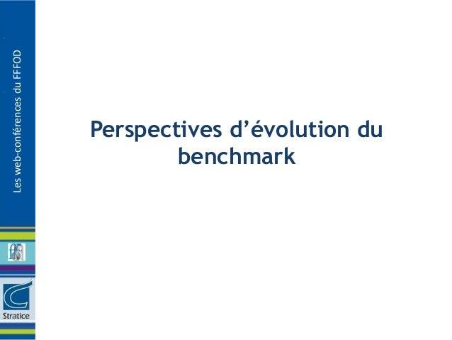 Les web-conférences du FFFOD                               Perspectives d'évolution du                                    ...