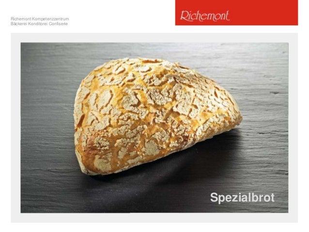 Richemont Kompetenzzentrum Bäckerei Konditorei Confiserie Spezialbrot