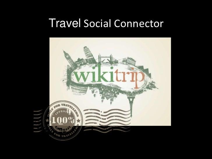 Travel Social Connector