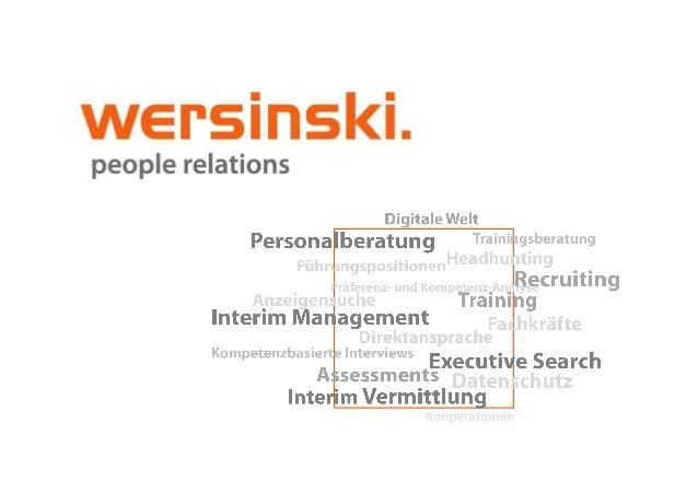 Personalberatung in der digitalen WeltWir arbeiten vornehmlich in der digitalen Wirtschaft und besetzen Fach- und Führungs...