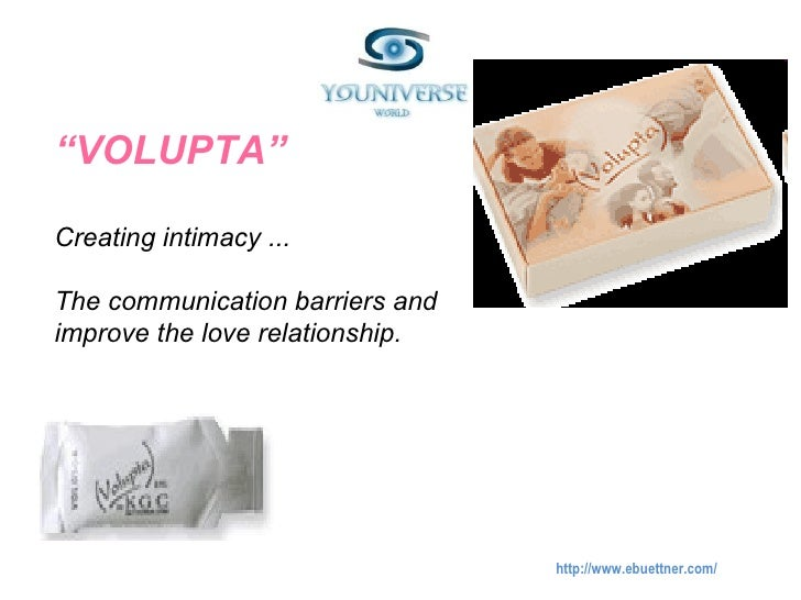"""http://www.ebuettner.com/ """" VOLUPTA"""" Creating intimacy  ...      The communication barriers and i..."""