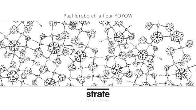 Paul Idrobo et la fleur YOYOW