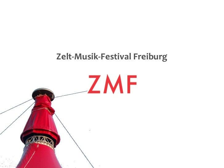 Zelt-Musik-Festival Freiburg