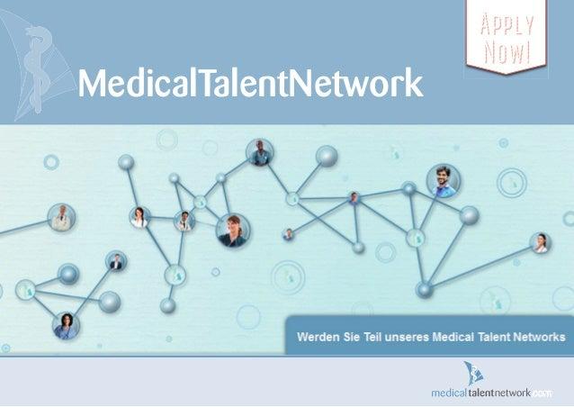 MedicalTalentNetwork Apply Now!