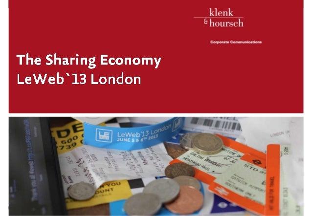 Klenk & Hoursch 1Executives in. D. Edelman, McKinsey