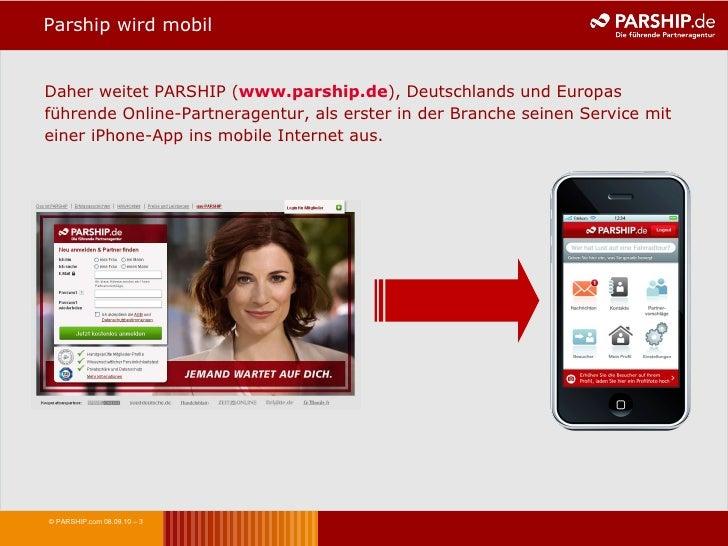 Partnersuche app iphone