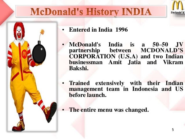 extended marketing mix mcdonalds Marketting & 7 p's of service are an important partof an extended marketing mix in mcdonalds have a standard uniform and mcdonalds specially.