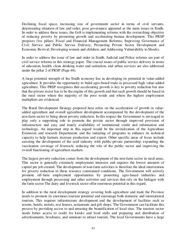 Essay on deteriorating law and order situation in the city