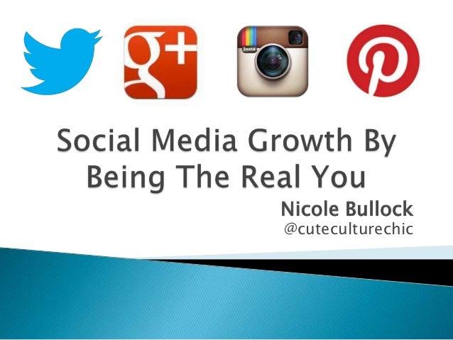 Nicole Bullock@cuteculturechic