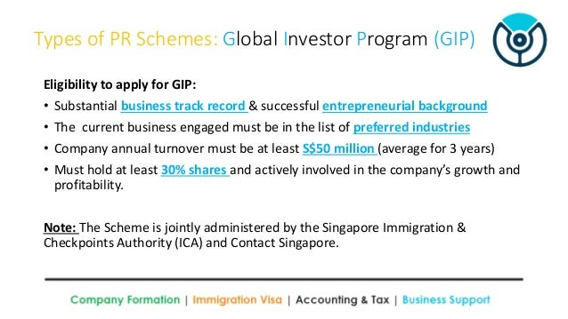All about becoming Singapore PR