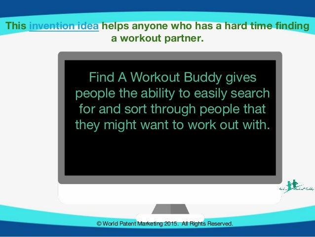 find a workout partner app