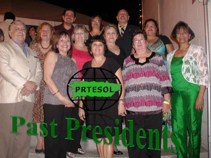Past Presidents<br />
