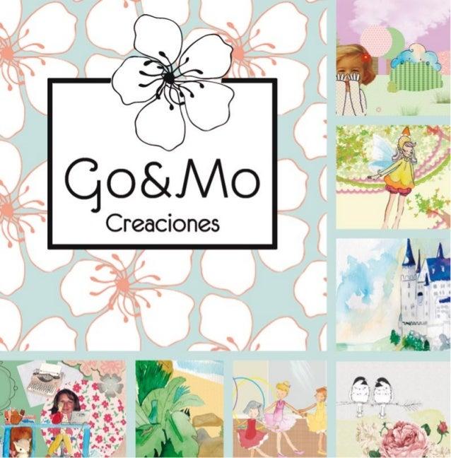 ¿Quién está detrás de la marca GO&MO? Detrás de las palabras y de los textos, la escritora de literatura infantil Pepa Gon...