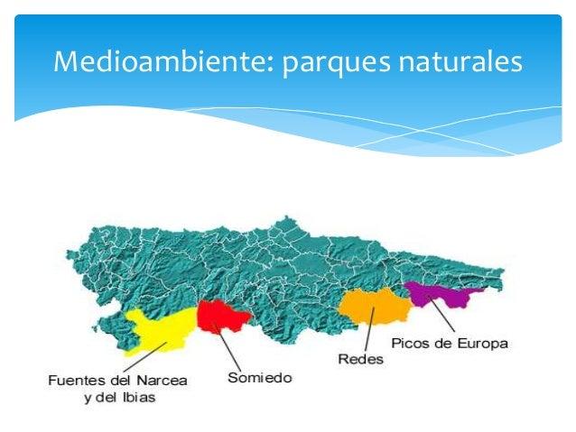 Medio ambiente: reservas naturales