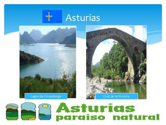 AsturiasLagos de Covadonga. Cruz de la Victoria.