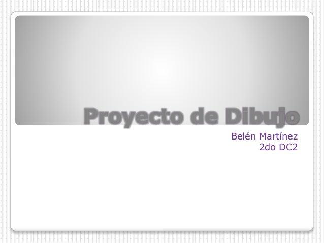 Belén Martínez 2do DC2