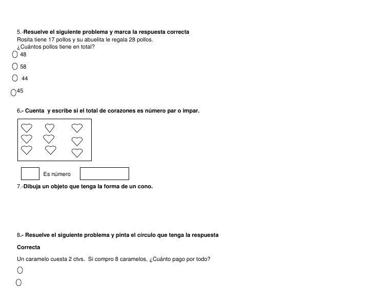 5.-Resuelve el siguiente problema y marca la respuesta correctaRosita tiene 17 pollos y su abuelita le regala 28 pollos.¿C...