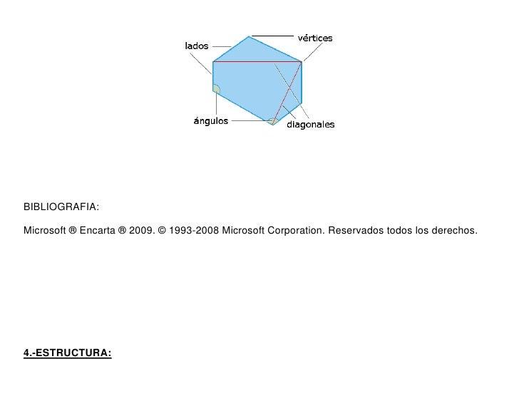 BIBLIOGRAFIA:Microsoft ® Encarta ® 2009. © 1993-2008 Microsoft Corporation. Reservados todos los derechos.4.-ESTRUCTURA: