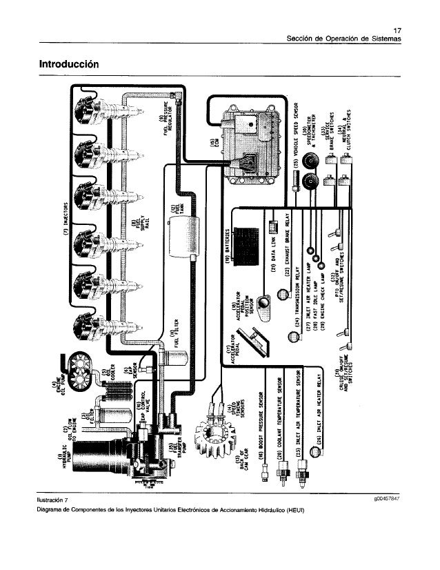 c32 engine diagram
