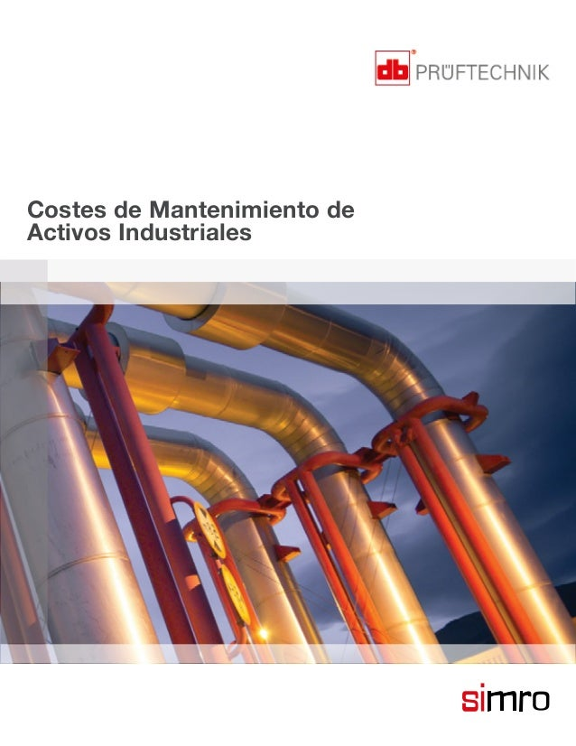 Costes de Mantenimiento de Activos Industriales