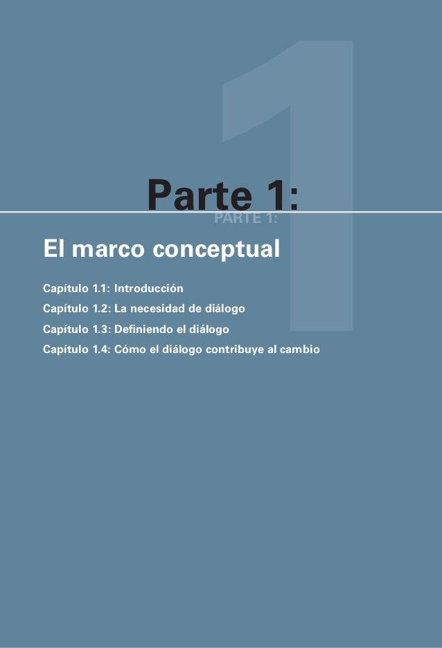 ACDI, IDEA, OEA, PNUD INTRODUCTION 1 1Parte 1:PARTE 1: El marco conceptual Capítulo 1.1: Introducción Capítulo 1.2: La n...