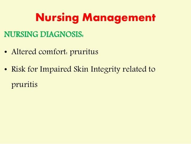 skin nursing diagnosis