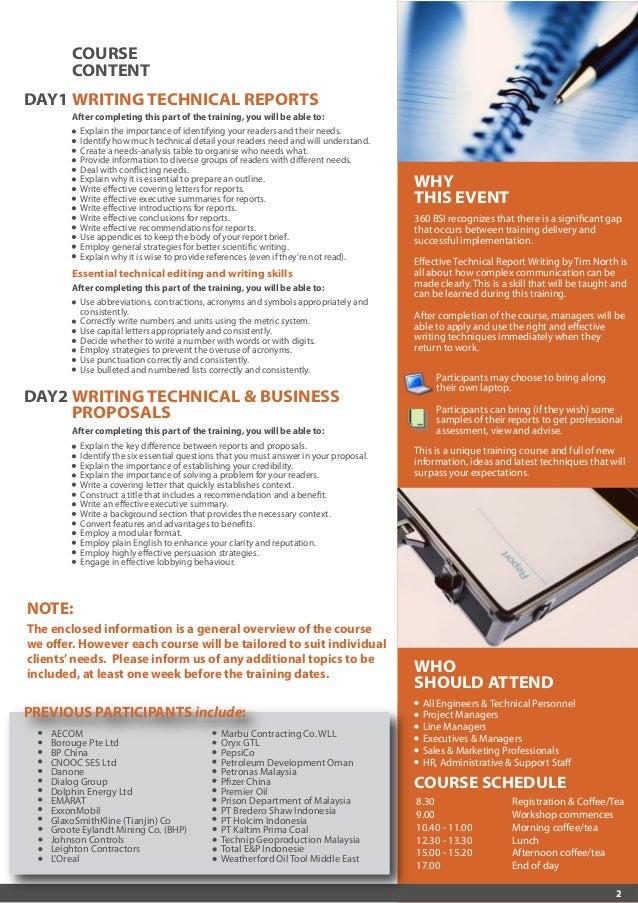 technical writing professional organizations
