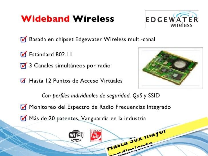 Nueva Generación de Redes Wi-Fi Parte II Slide 2