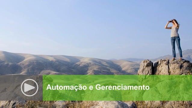 Automação e Gerenciamento