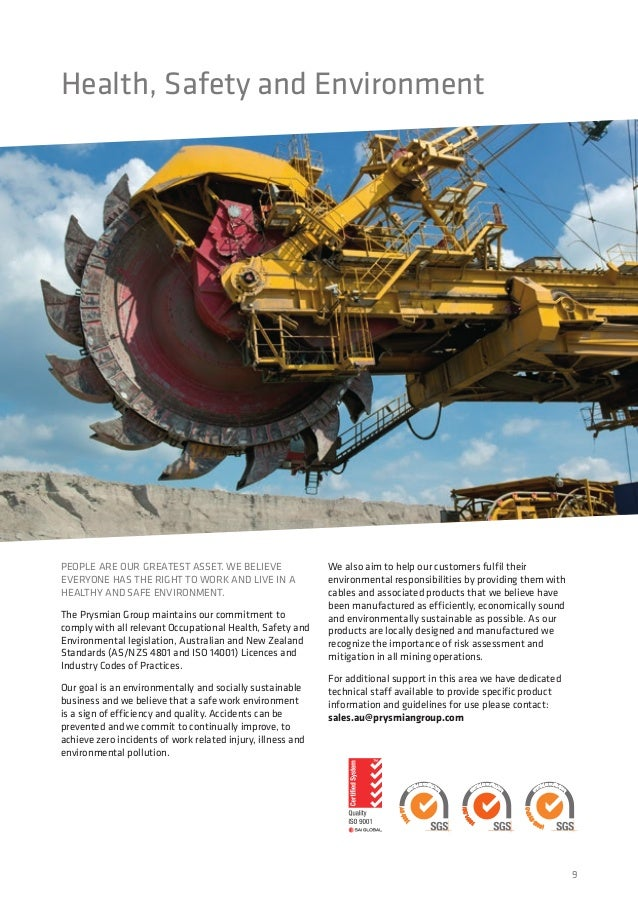 Australian standards mining electrical retraining