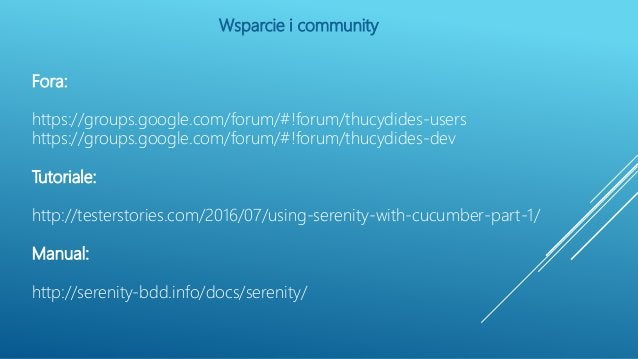 "mvn clean verify -Dwebdriver.driver=chrome / firefox / iexplorer / phantomJS mvn clean verify -Dcucumber.options=""--tags @..."