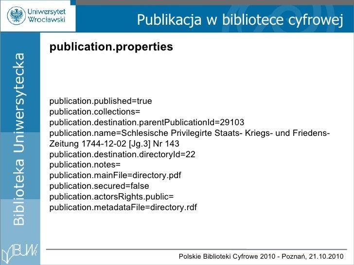 Publikacja w bibliotece cyfrowej publication.properties publication.published=true publication.collections= publication.de...