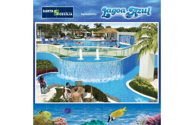 Santa Cecilia apresenta: Lagoa Azul