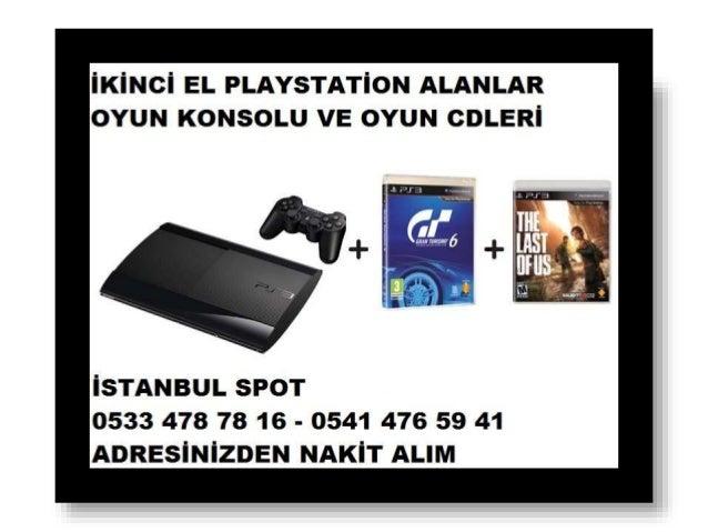 Acıbadem 2.el playstation oyunları alanlar 0533 478 78 16, playstation oyun konsolu alan yerler, ps3 oyunları, ps4 oyunlar...