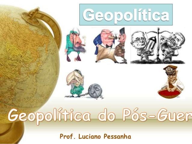 Prof. Luciano Pessanha