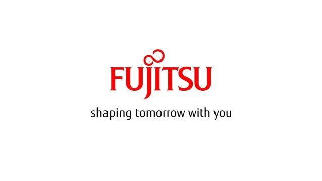 21 Copyright 2016 FUJITSU