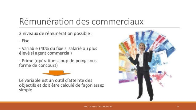 ps09 organisation commerciale