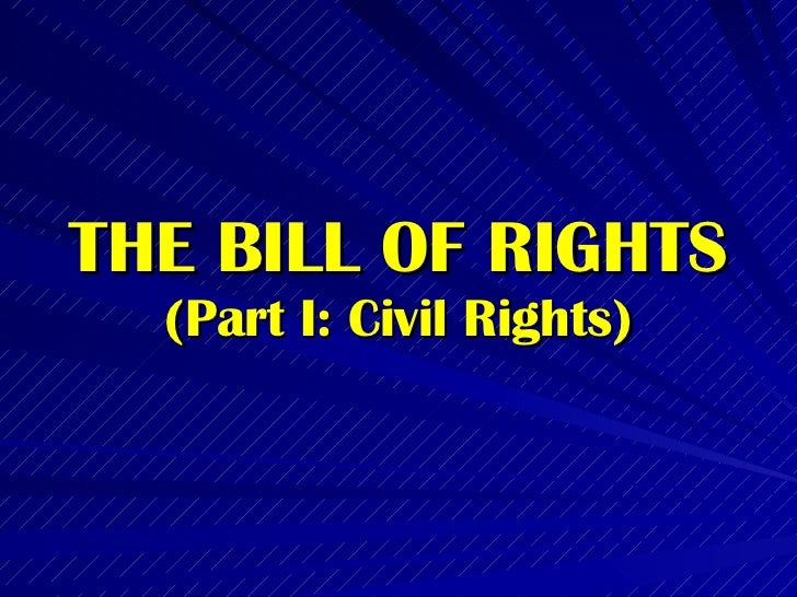 bill of rights civil rights The civil rights cold case records collection act of 2018 would require the national archives and records administration to create a collection of government documents related to civil rights cold cases.