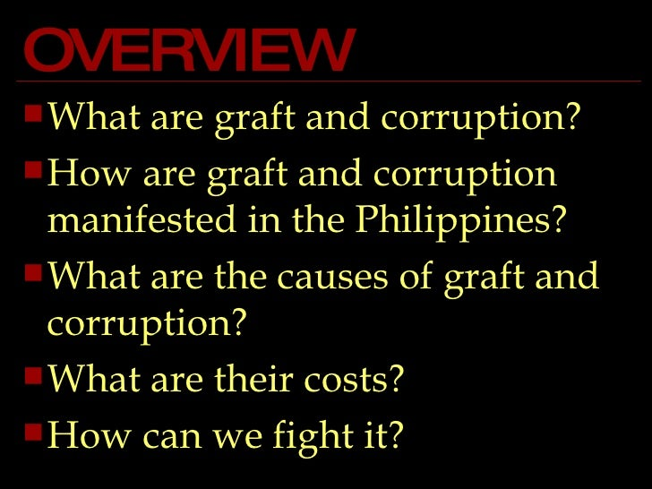 corruption in the philippines Download this article for immediate release july 28, 2014 aquino: champion of corruption in the philippines on monday, july 28 th, philippine president benigno aquino iii will deliver his fifth state of the nation address (sona) the annual speech delivered to the philippine congress every july is similar to the state of the union address.