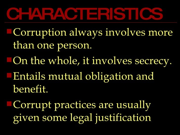 corruption in the philippines Why worry about corruption corruption has been around for a very long time and will be around in the future unless governments can figure out effective ways to.