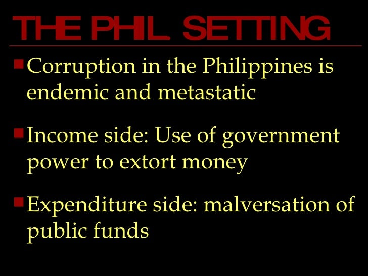 10 Solutions to Stop Corruption in the Philippines