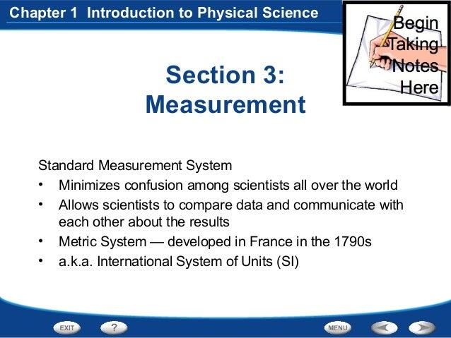 physical science chapter 1 3 measurements. Black Bedroom Furniture Sets. Home Design Ideas