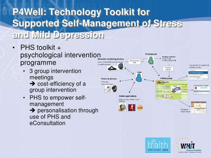 Personal Health Technologies for Management of Mental ...