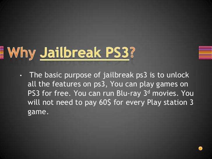 PS3 Jailbreak 4 00-JB